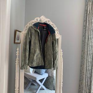 Eider Women's Jacket in Green Size M